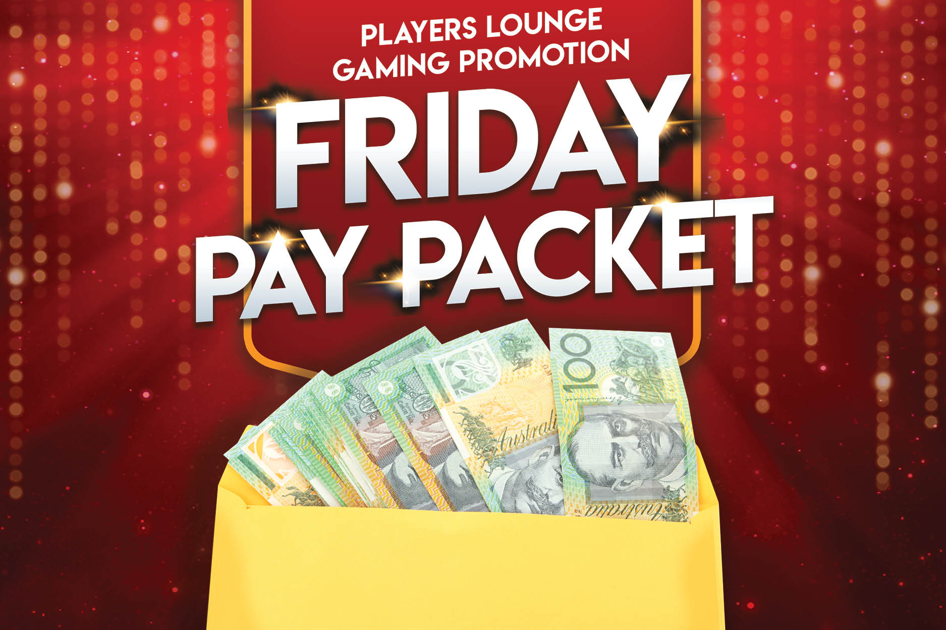 Friday Pay Packet