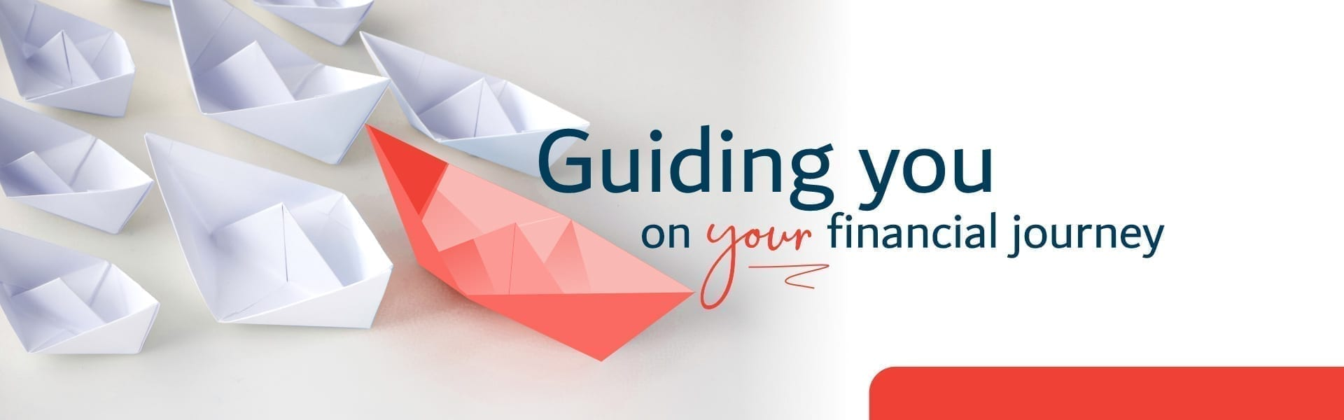 Guiding you on your financial journey