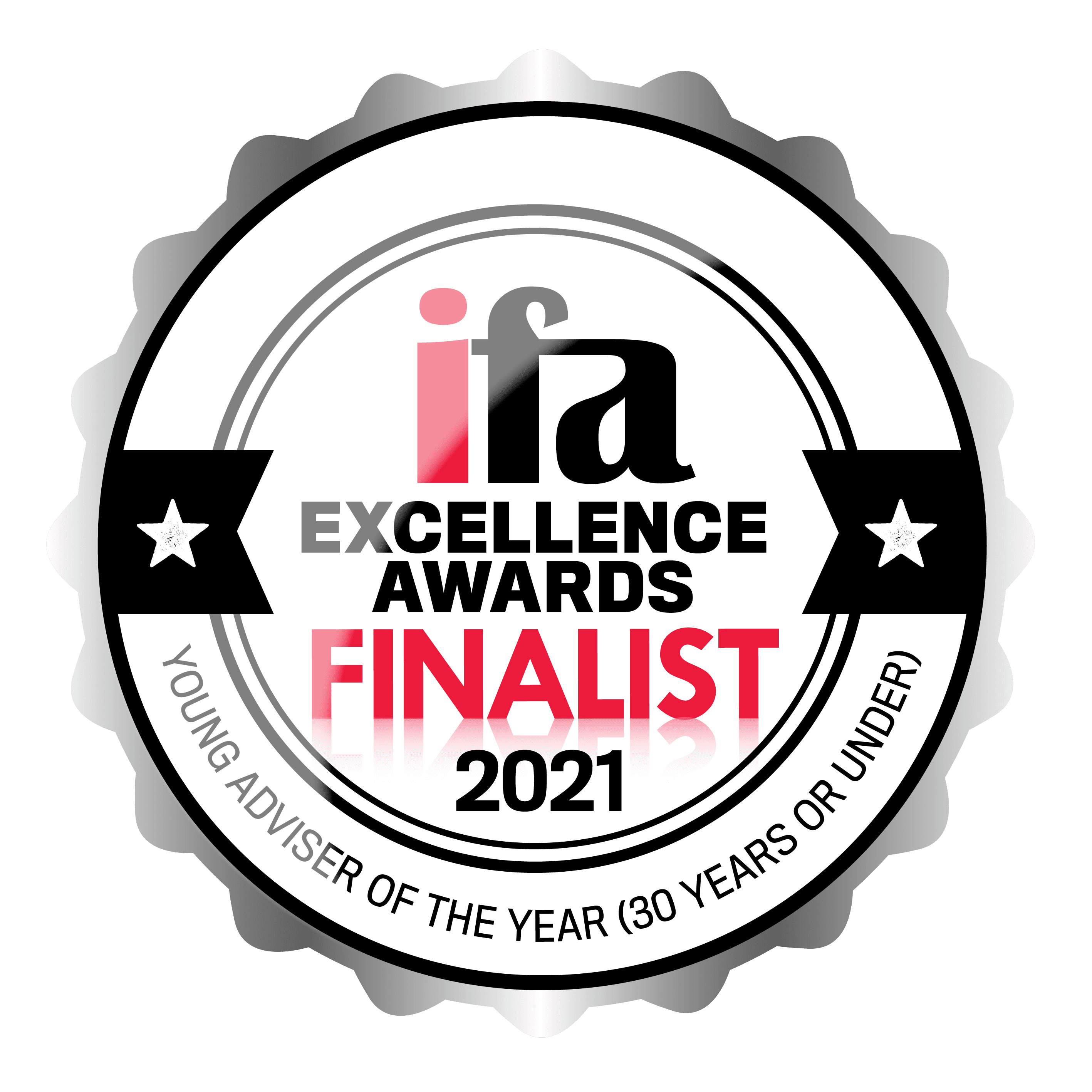 ifa Excellence Awards Finalist - Young Adviser of the Year 2021